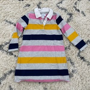Old Navy Rugby Dress